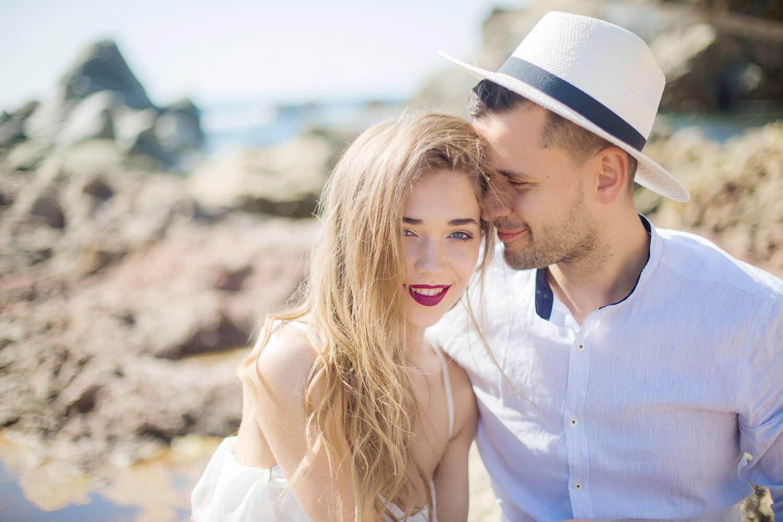 Elopement Hochzeit in Barcelona, Destinationwedding am Meer in Tarragona, Hochzeitsfotograf Aschaffenburg