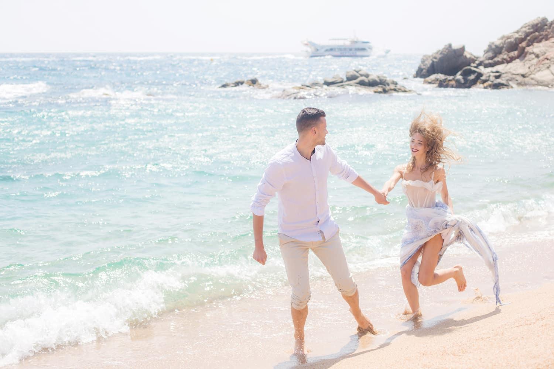 Fotograf Barcelona, Weddingphotographer Spain, Hochzeit zu Zwei Tarragona