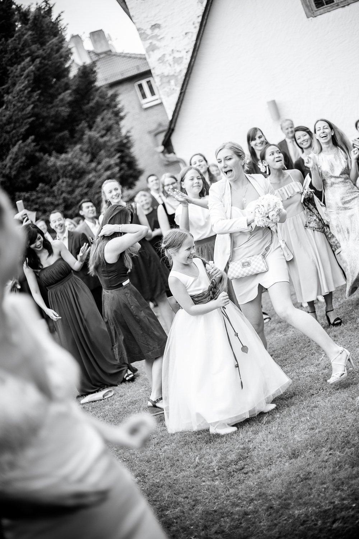 Hochzeitsgesellschaft Frankfurt, Brautstrauß Bad Homburg