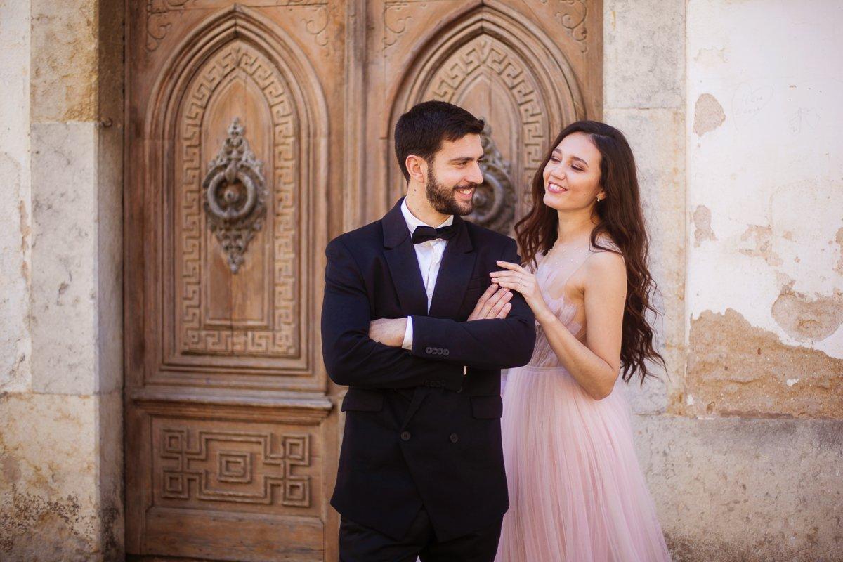 Hochzeitsfotograf Irina Albrecht aus Frankfurt am Main fotografiert After Wedding Shooting mit Zemphira und Alvares in Barcelona