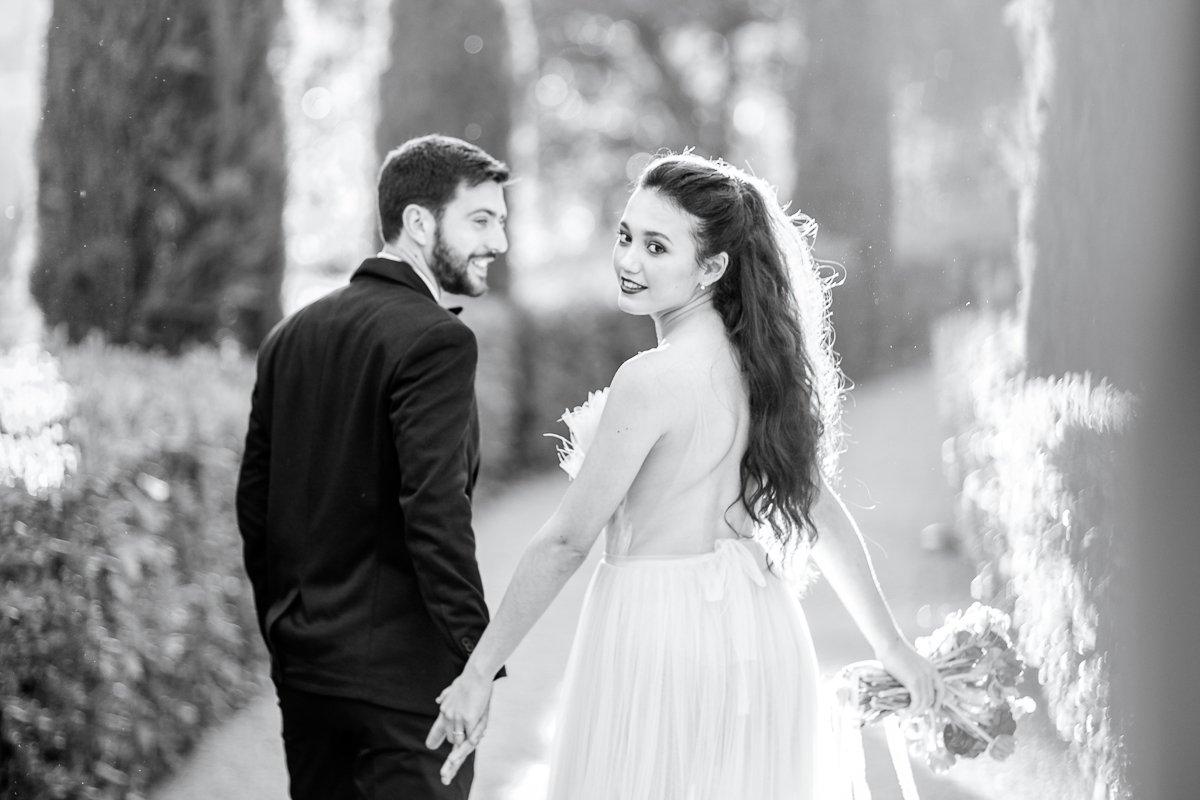 Groom and Bride Barcelona, Weddingphotography Frankfurt
