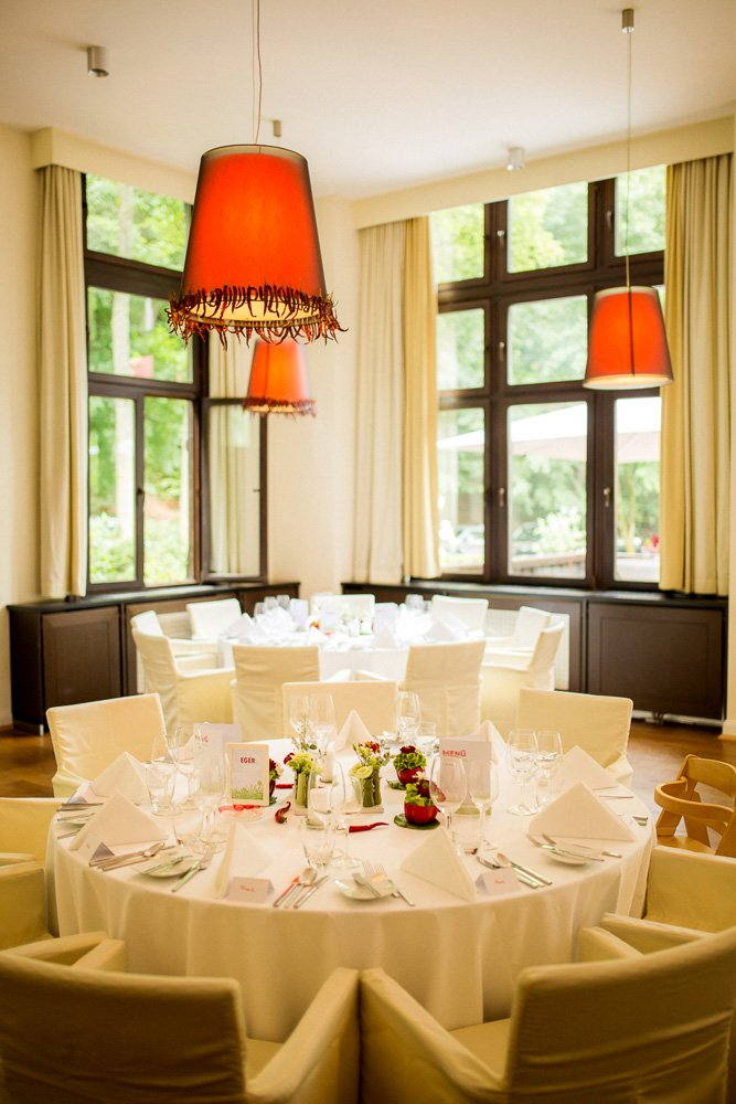 Hochzeitslocation Wiesbaden, Villa im Tal