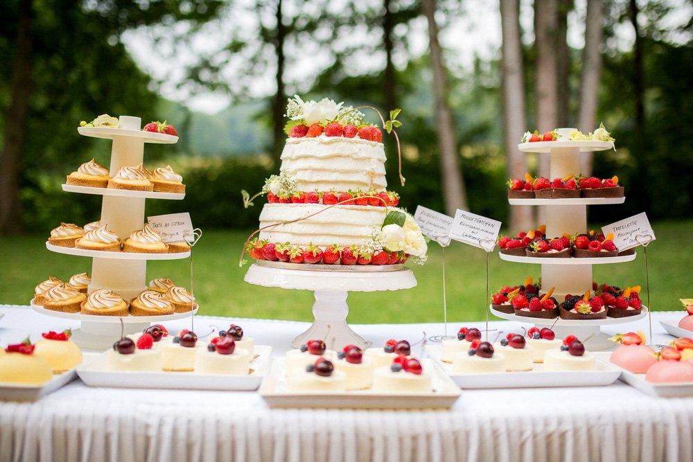 Sweet Table für Hochzeit in Frankfurt