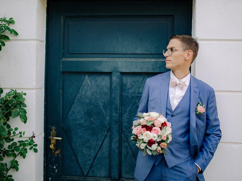 Hochzeitsfotograf Frankfurt, Bräutigam Outfit für die Hochzeit, Inspiration Herrenmode