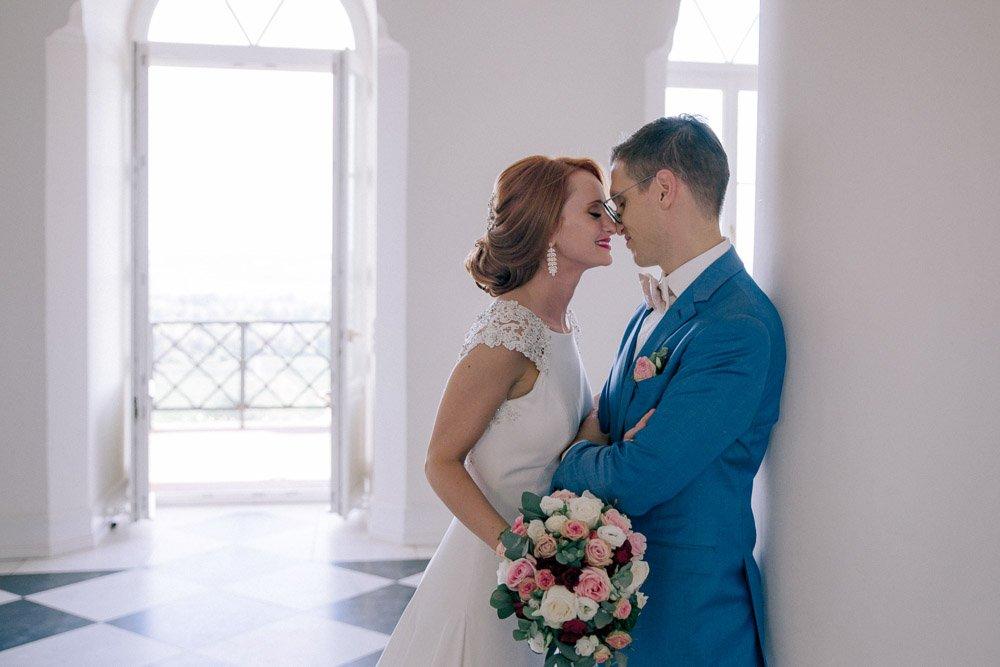 Hochzeitsfotograf Frankfurt, Freie Trauung im Schloss Johannisberg, Heiraten im Rheingau