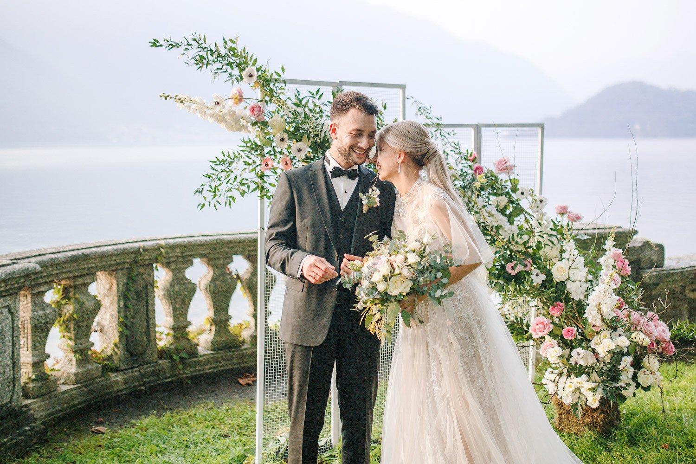 Hochzeitsvorbereitungen Gardasee