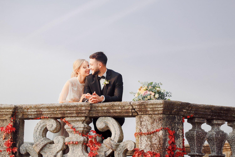 Hochzeitsfotograf Comer See, Hochzeit zu Zweit Villa Balbianello, Weddinglocation Comer See