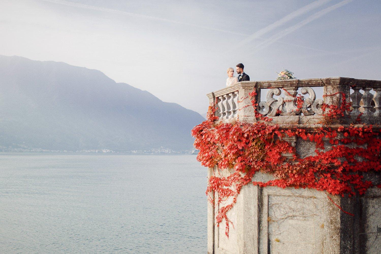 Hochzeitsfotograf Comer See, heiraten in Villa Balbianello, Hochzeitsplaner Pragser Wildsee