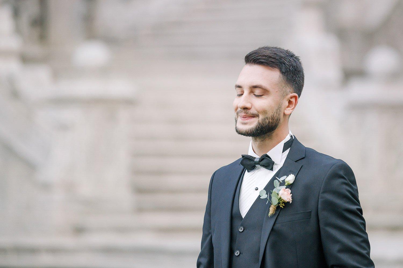Hochzeitsfotograf Italien, freie Trauung am Comer See
