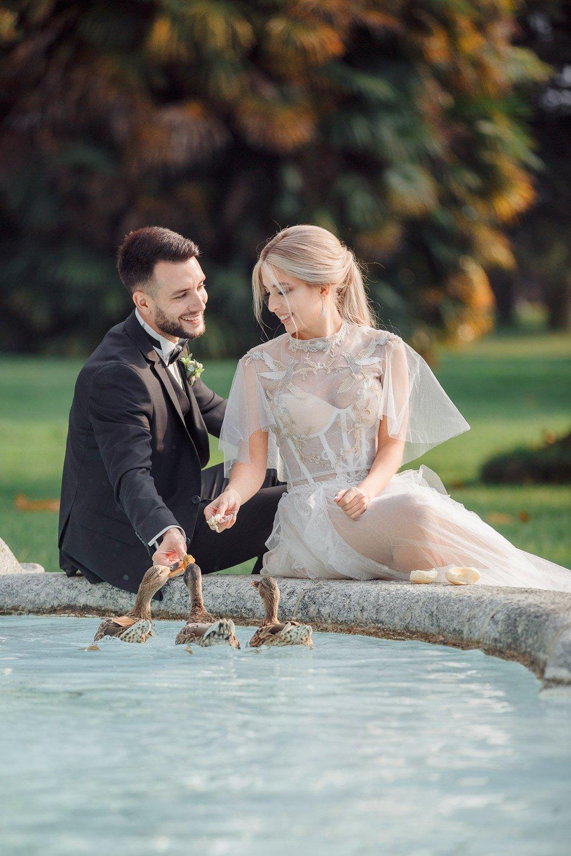Hochzeitsfotograf Comer See, Heiraten in Italien, Elopement Hochzeit Lago di Braies