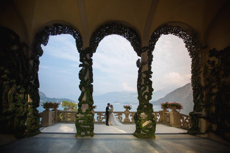 Hochzeitsfotograf Villa Balbianello, Hochzeitsplaner Italien, exclusive Hochzeitsreportagen für Hochzeiten am Comer See