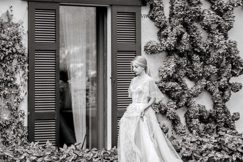 Hochzeitsreportage in Villa Balbianello, Hochzeitsfotograf Italien, Hochzeitslocation am Comer See