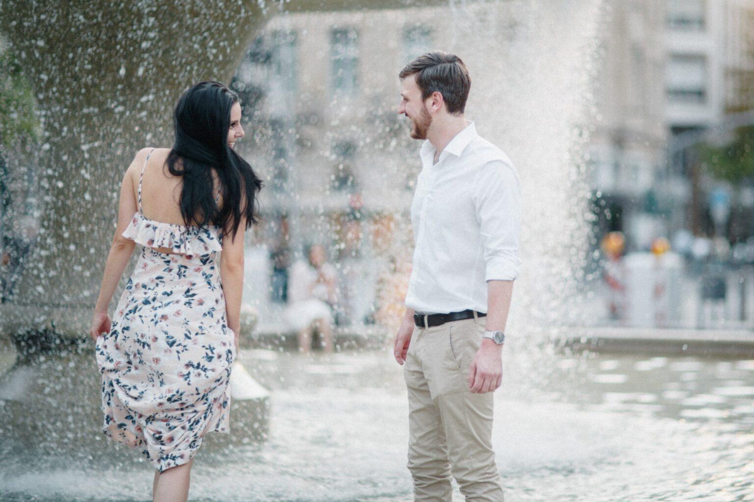Hochzeitsfotograf Darmstadt, Paarshooting Frankfurt, Elopement Heiraten zu zweit in  Zürich