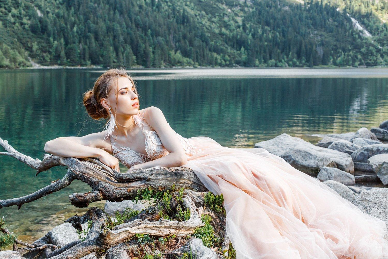 Hochzeitsfotograf Lago Maggiore, Elopement Wedding Lago di Braies, Freie Trauung am italienischen See