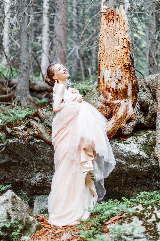 Hochzeitsfotograf Italien, Hochzeitsplanung Lago di Braies, Elopement freie Trauung am Pragser Wildsee