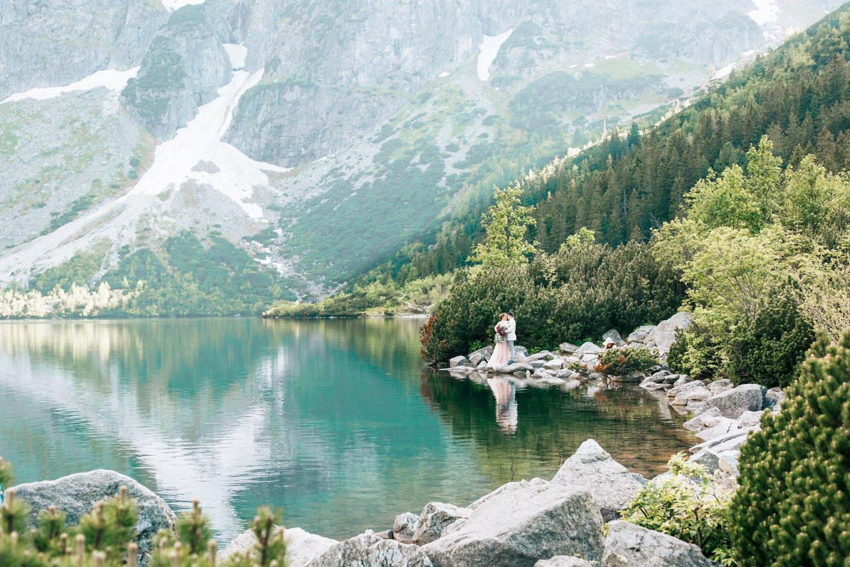 Hochzeitsfotograf Italien, Hochzeitsplanung Lago di Braies, freie Trauung in der Toskana