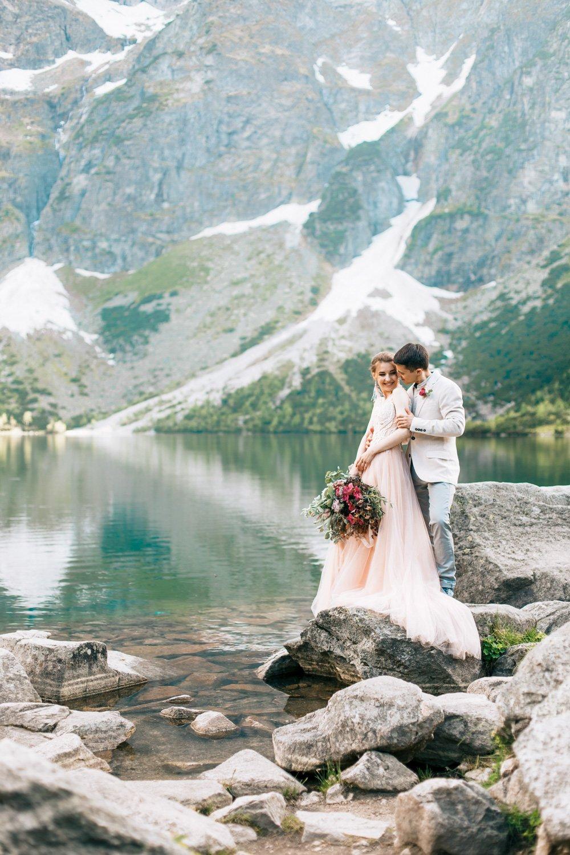 Hochzeitslocation für Elopement Pragser Wildsee, Heiraten in Italien, Hochzeitsfotograf Lago di Braies