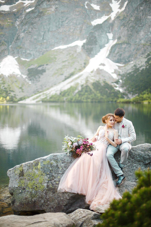 Hochzeitsfotograf Italien, Hochzeitsplanung Lago di Braies, freie Trauung zu zweit in der Toskana