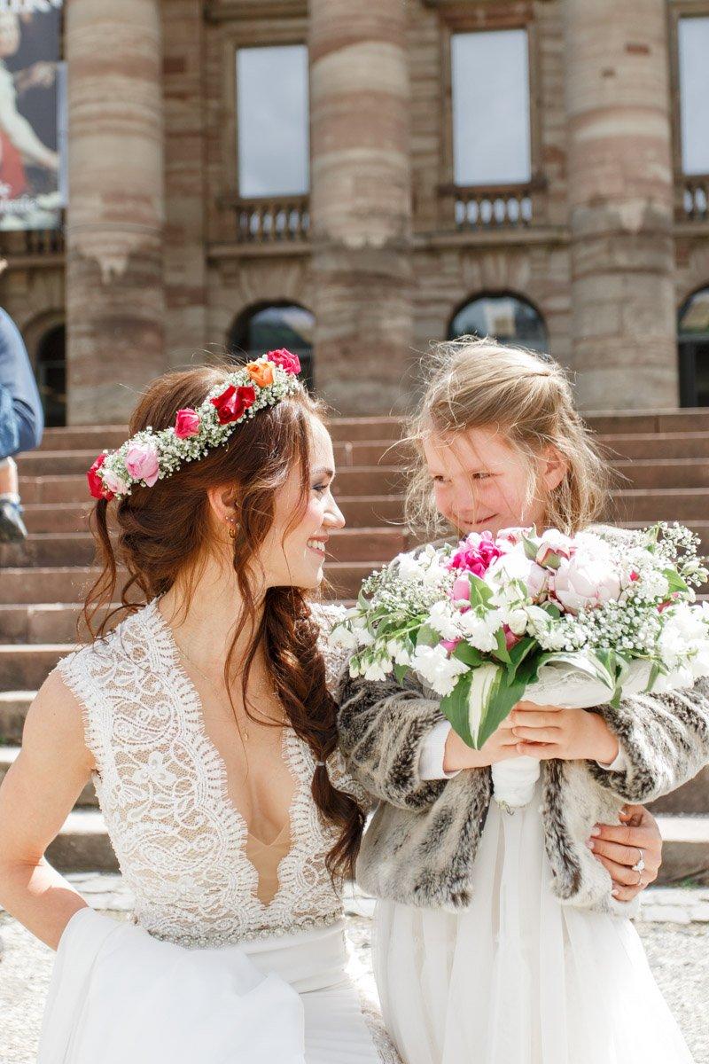 Hochzeitsfotograf Kassel, Heiraten im Schloss Wilhelmshöhe, Hochzeitsfeier Eltville am Rhein