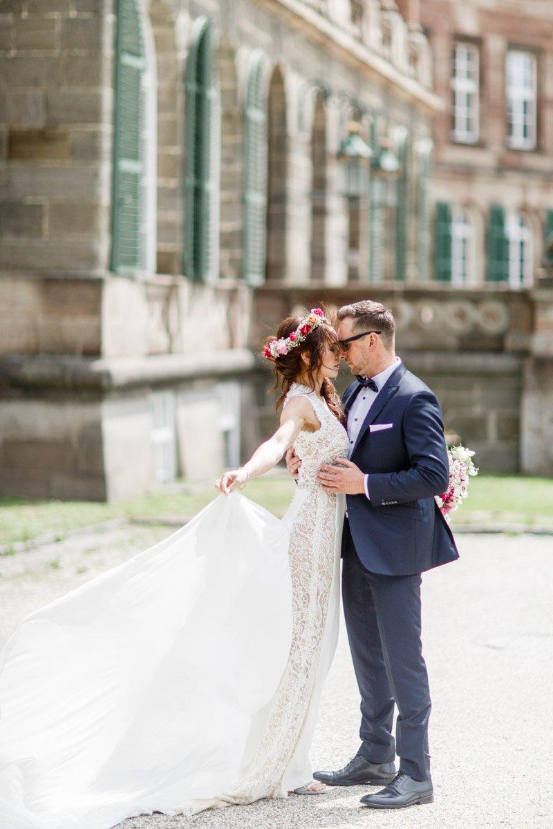Hochzeitsfotograf Eltville am Rhein, Heiraten im Schloss Wilhelmshöhe, Hochzeitslocation Frankfurt