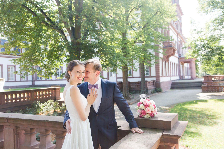 Hochzeitslocation Schloss Philippsruhe, Heiraten in Aschaffenburg, Hochzeitsfotograf Wiesbaden