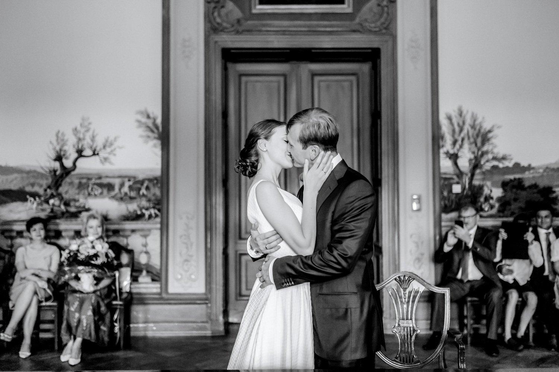 Hochzeitsfotograf Frankfurt, heiraten im Schloss Philippsruhe, Hochzeit im Rheingau