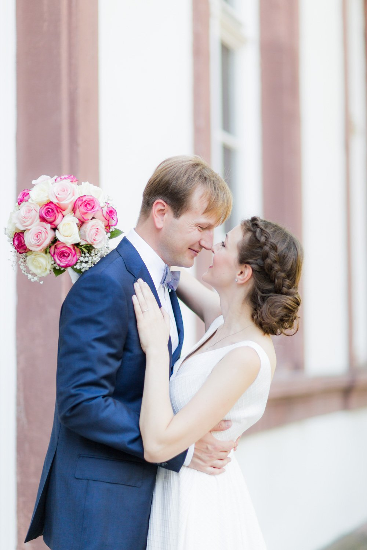 Hochzeitsfotograf Aschaffenburg, Hochzeitslocation Schloss Johannisberg, Trauung Frankfurt