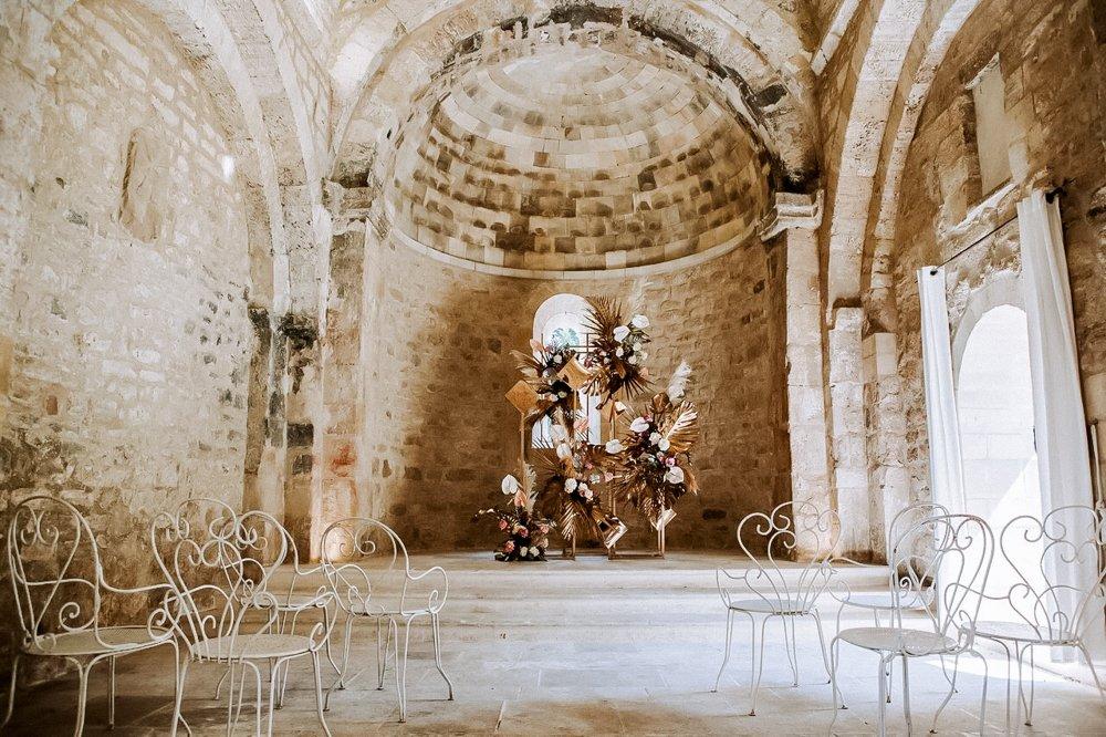 Freie Trauung in einer Kapelle, Hochzeitslokation Toskana, Fotograf Italien