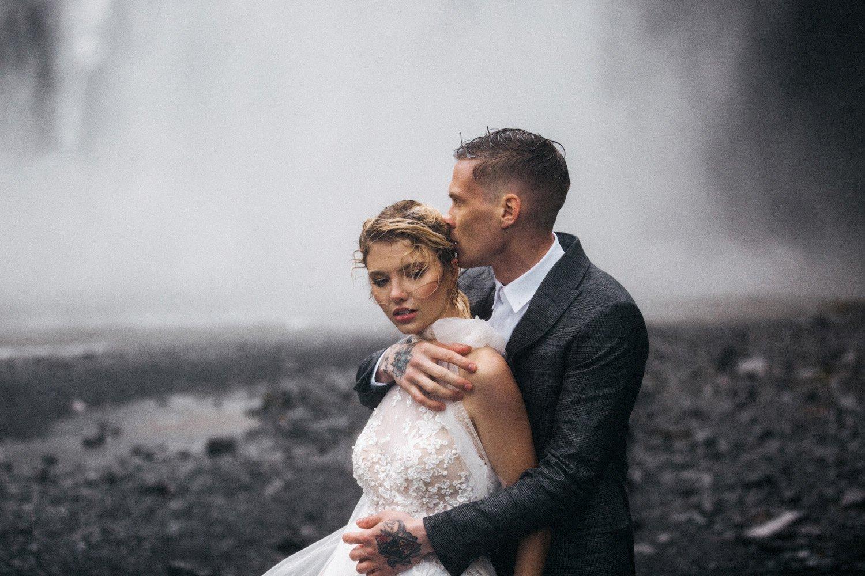Hochzeitsfotograf Island, Heiraten in Vik