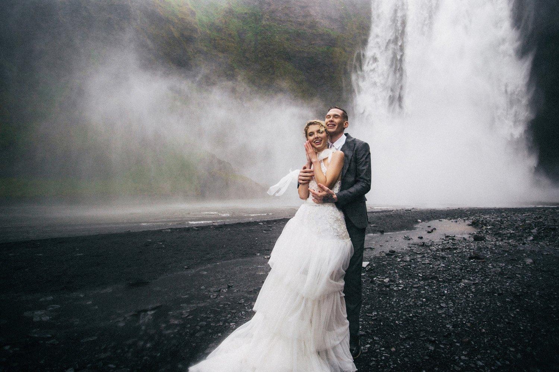 Hochzeit auf Island, Elopement Iceland, Hochzeitsbilder