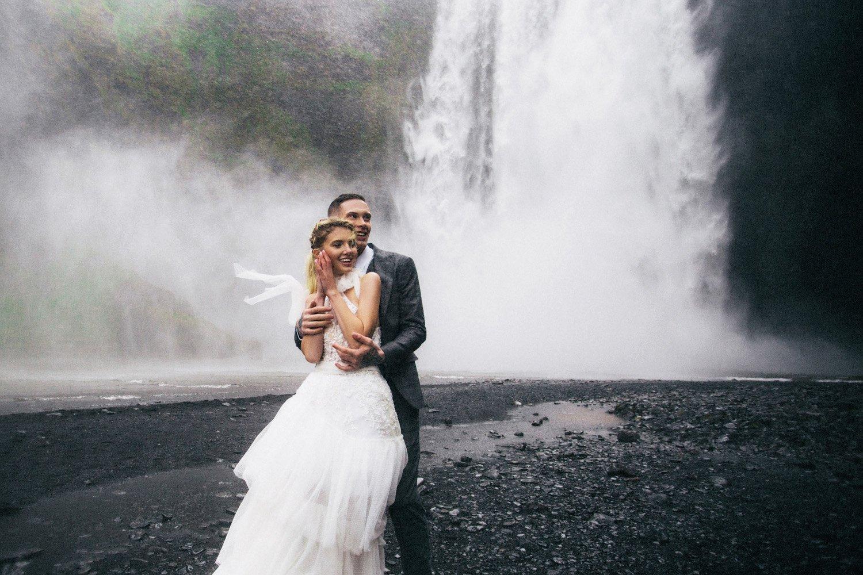 Wedding Iceland, Photographer from Frankfurt