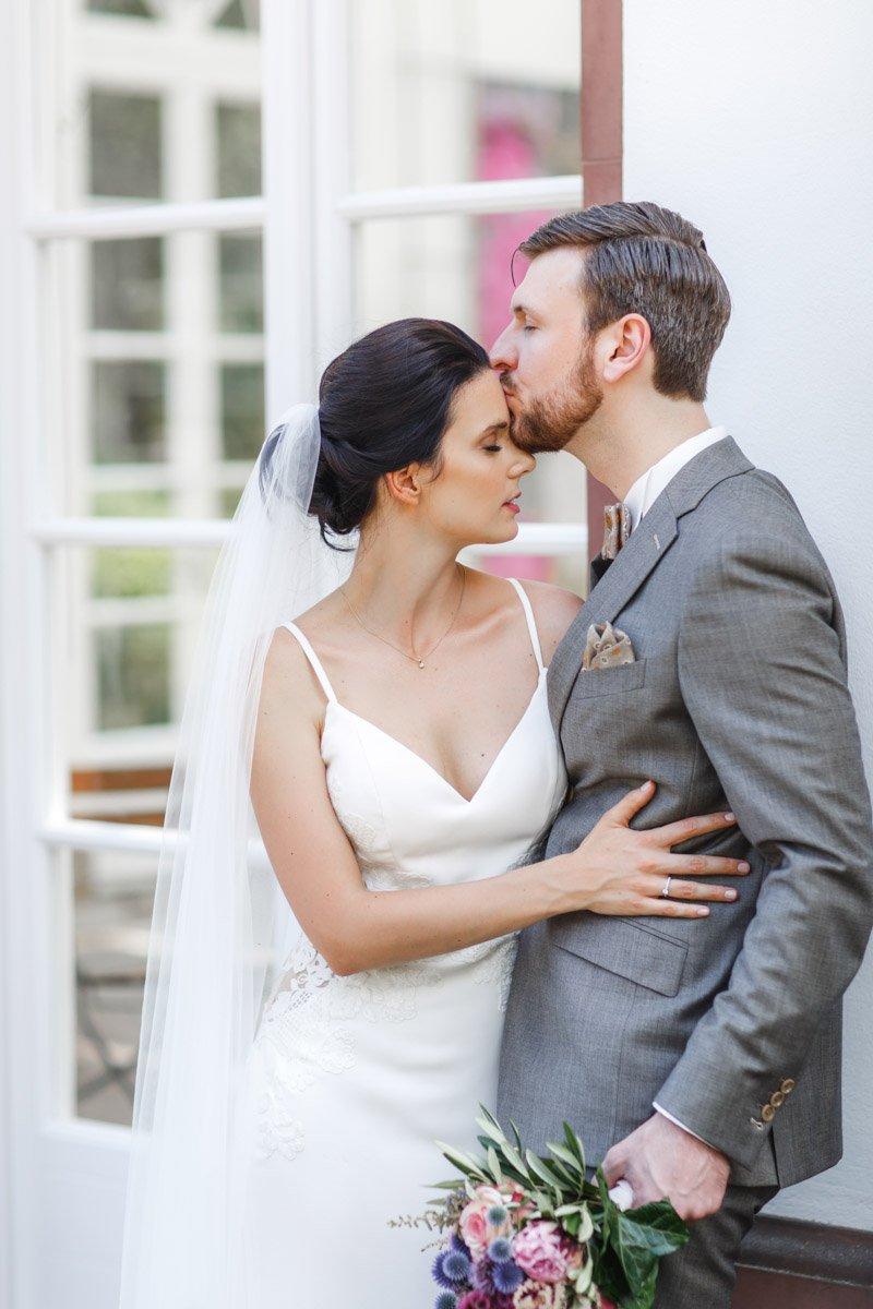 Hochzeitsfotograf Zürich, Standesamtlich Heiraten im Palmengarten, Hochzeit Schloss Platte im Rheingau