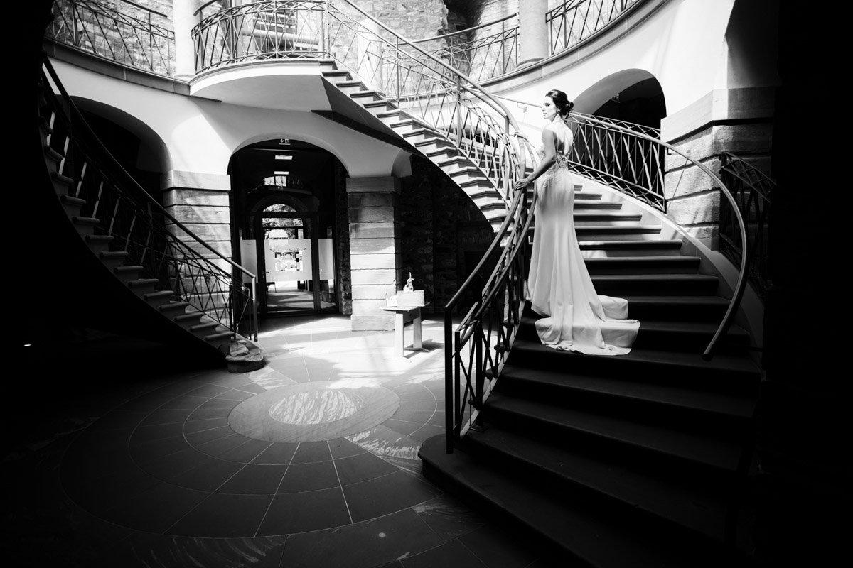 Hochzeitsfotograf Schloss Platte, Heiraten in Wiesbaden, Fotograf Frankfurt